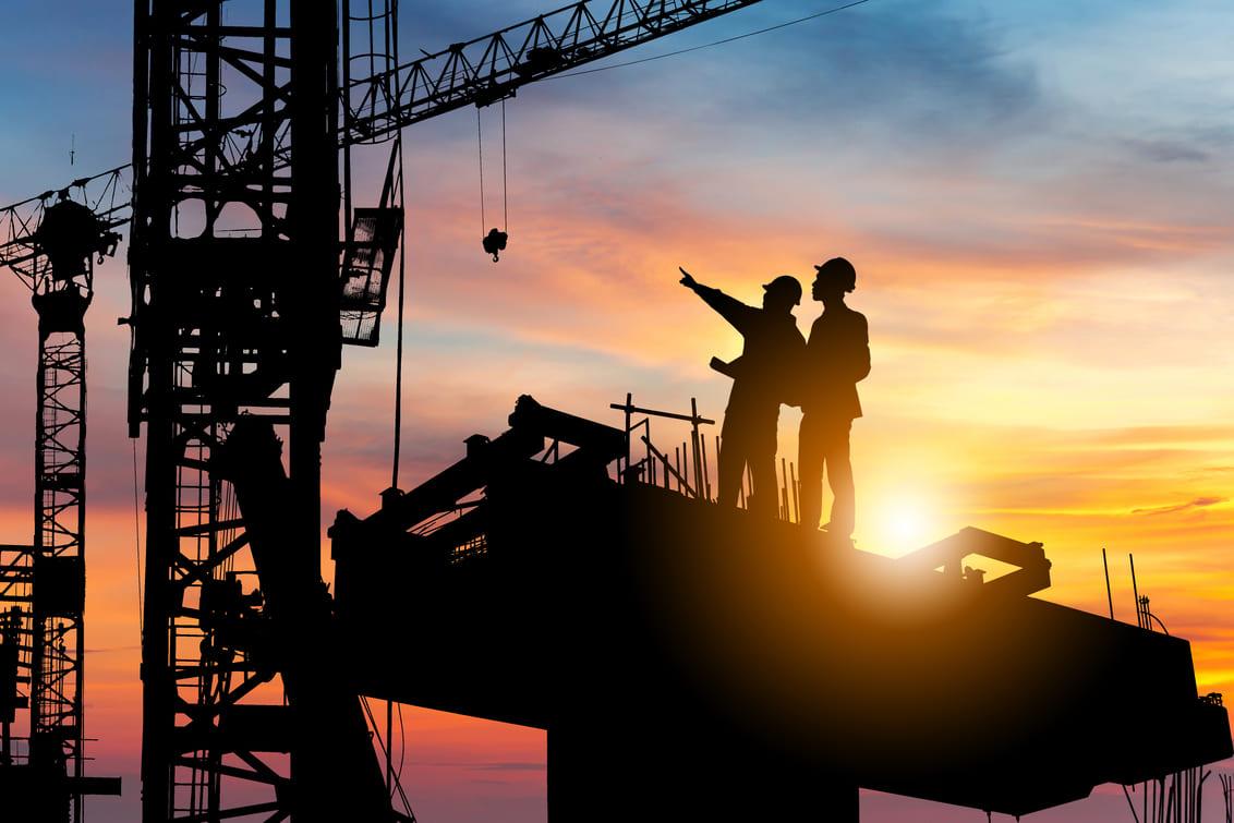 <span>Xây dựng & </span>Vật liệu xây dựng